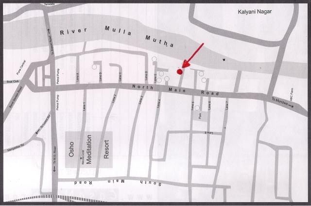 Location map CasaNava